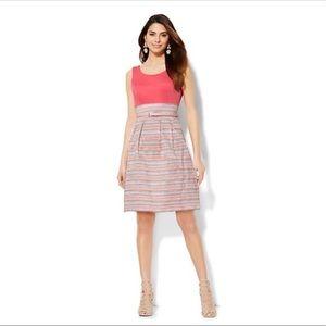 New New York & Company Havana bandage dress